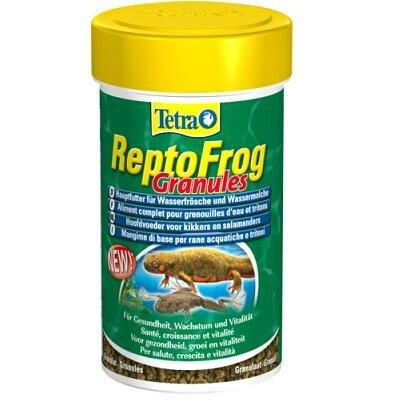 Корм Tetra ReptoFrog для маленьких водных лягушек и тритонов 100 мл