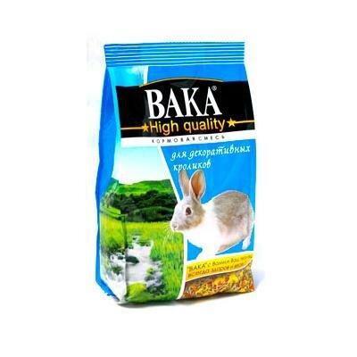 Корм Вака High Quality для декоративных кроликов (500г)