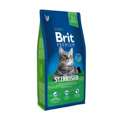 ����� ���� Brit Premium �at Sterilised ��� ��������������� �����, 800 ��