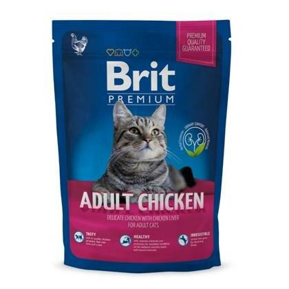 ����� ���� Brit Premium �at adult Chicken ������+������ ��� �����, 300�