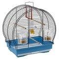 """Клетка Ferplast """"Luna 1"""" черная для птиц 40*23.5*38.5см"""